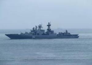 Корабли Тихоокеанского флота провели стрельбы в Японском море