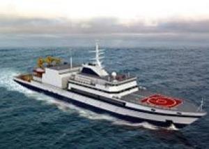 `Адмиралтейские верфи` в 2013 году передадут ВМФ РФ головное океанское спасательное судно `Игорь Белоусов` и подлодку для ЧФ