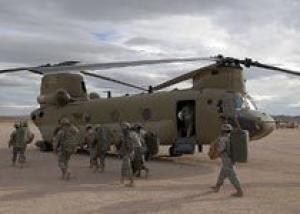 Армия США купила 25 транспортных вертолетов Chinook