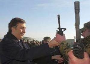 Грузия хочет купить у США тяжелое вооружение