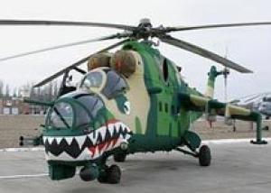 Россия передала Перу ударные вертолеты Ми-35П