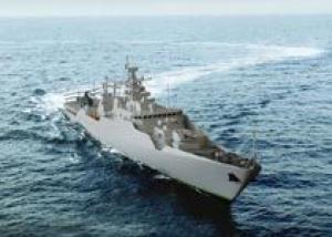 В Татарстане спущен на воду новый сторожевик для ВМФ России