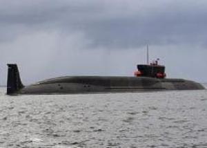 АПЛ `Юрий Долгорукий` поставят ВМФ после испытаний `Булавы`