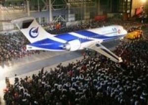 Китай в ближайшие пять лет инвестирует в свою гражданскую авиацию 230 млрд долларов