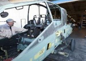 Началась сборка первого серийного вертолета Apache Block III