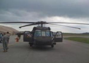 Швеция купит 15 вертолетов Black Hawk