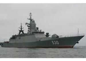 `Северная верфь` 15 апреля спустит на воду корвет `Бойкий` для ВМФ РФ