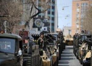 Более 7,5 тыс военнослужащих ВВО примут участие в парадах 9 мая