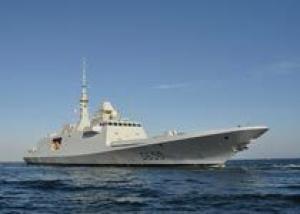 Первый французский фрегат проекта FREMM приступил к ходовым испытаниям
