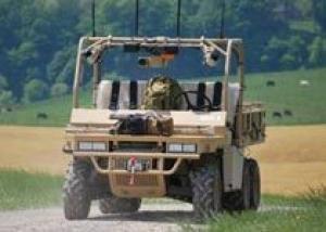 Морская пехота США создаст роботы-грузовики