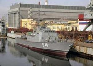 В Санкт-Петербурге спущен на воду новый сторожевик ВМС Вьетнама