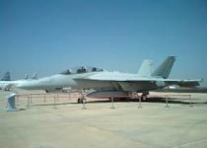 Летные испытания `международного` Super Hornet начнутся в 2012 году