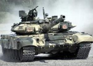Россия примет на вооружение новый танк `Армада`
