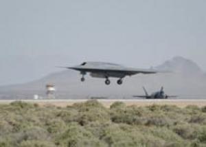 Ударный беспилотник Phantom Ray совершил первый полет