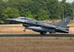 Греция заказала у США запчасти для истребителей F-16