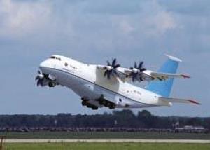 Российско-украинский военно-транспортный самолет Ан-70 оснастят двигателями с улучшенными характеристиками