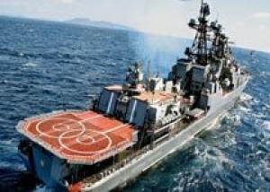 Корабль ТОФ прибыл в Сингапур для участия в выставке вооружений