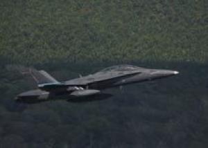 Малайзия модернизирует истребители Hornet