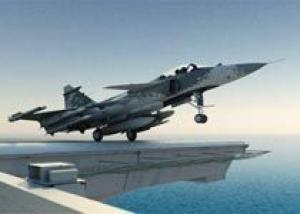 Saab займется созданием палубной версии Gripen NG