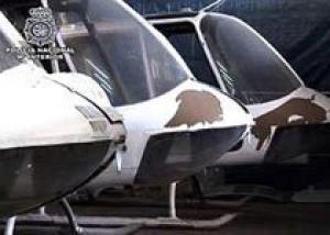 Испания пресекла незаконную поставку вертолетов в Иран