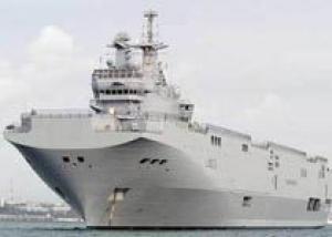 Президенты России и Франции договорились о покупке `Мистраля`