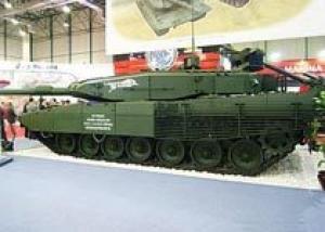 Испытания турецкой модернизации Leopard 2 пройдут до конца года