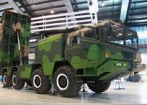 Китай создал модульный тактический ракетный комплекс
