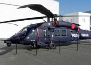 Швеция купила вертолеты Black Hawk