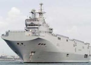 Франция и Россия подпишут контракт по `Мистралям` 21 июня