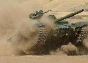 Венесуэла получила 35 российских танков Т-72Б1