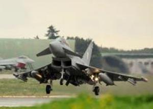 Eurofighter решил `выбить` F-35 из турецкого плана военных закупок