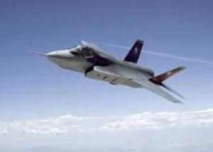 ВВС США официально приняли первый серийный истребитель пятого поколения F-35
