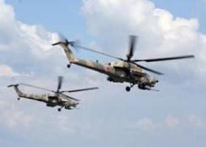 Россия предложила Алжиру ударные вертолеты Ми-28