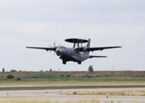 Летающий радар на базе C-295 совершил первый полет