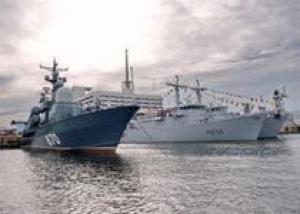 Три иностранных боевых корабля из Германии, Нидерландов и США примут участие в 5-м Международном военно-морском салоне МВМС-2011