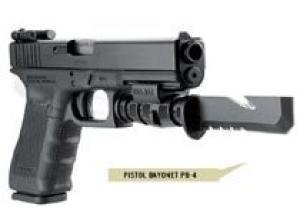 LaserLyte представила очередной штык-нож для пистолета
