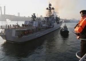 Отряд кораблей ТОФ, побывавший в Сингапуре, вернулся во Владивосток