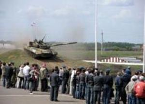 Более 250 российских и зарубежных фирм подтвердили участие в VIII международной выставке вооружений в Нижнем Тагиле