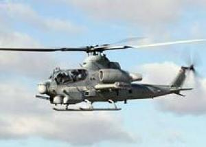Морская пехота США опробует новый ударный вертолет