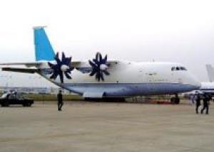 Российско-украинский самолет Ан-70 продолжит испытания