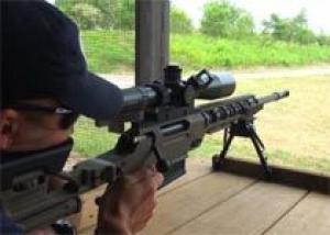 Первый взгляд: снайперская винтовка FNH Ballista