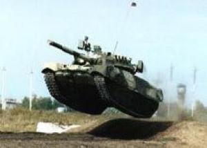 Поставки танков нового поколения в армию начнутся с 2014 года