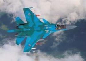 Завершились госиспытания бомбардировщиков Су-34