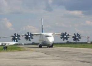 Украина вооружится тремя транспортниками Ан-70