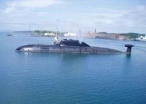 АПЛ К-152 `Нерпа` проекта 971У `Щука-Б` будет передана ВМС Индии в середине ноября