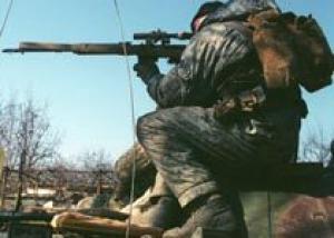 В Сухопутных войсках РФ начали формировать снайперские подразделения