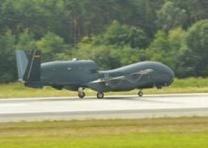 ВВС Германии получили первый беспилотник Euro Hawk