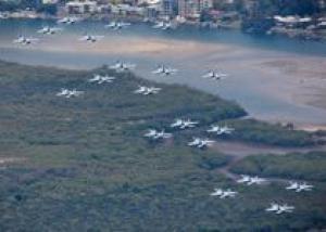 Австралия получила последние истребители Super Hornet
