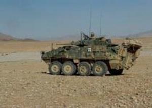 Канада проведет модернизацию бронемашин LAV III