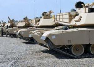 США подарят Греции 400 танков Abrams